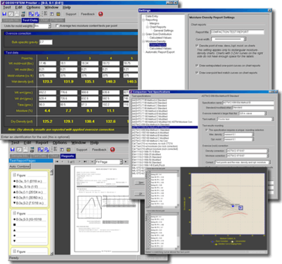 GEOSYSTEM Software Home Page